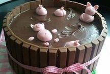 Cupcakes, cakes, cookies... <3