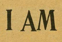 ~ I AM ~ / by Luna