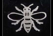 The Manchester Bee / Manchester Bees / by Pressed Media