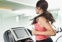 TREADMILL / Lumafit, The Ultimate Interactive Fitness Coach.  www.Lumafit.com