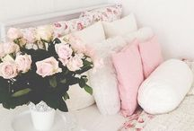 Dream bedrooms / Let her sleep for when she wakes she will move mountains