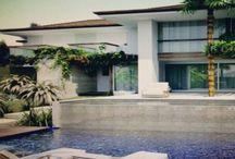 Vollesarquitetura * obras * / Casa com telhado moderna