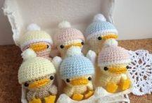 Crochê - amigurumis, bonecos e outras fofuras