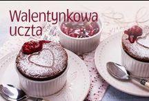 Walentynkowe przepisy / #suflet #wiśnie #czekolada #walentynki #smacznastrona #tesco #przepisy #mniam #valentinesday