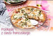Ciasto francuskie - mniam / #ciastofrancuskie #smacznastrona #tesco #przepis #przepisy #mniam