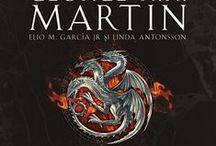 Game of Thrones - Urzeala tronurilor / Imagini, texte, cărți și alte accesorii pentru fanii Game of Thrones