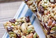 Gluten Free Bars & Smoothies