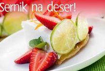 Kolorowe serniki / #smacznastrona #poradyTesco #przepisyTesco #sernik #ciasto #deser #mniam #food