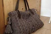 Tricot et crochet / modéles , idées , astuces ... avec des aiguilles ou crochets ..
