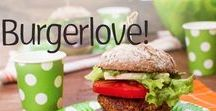 Soczyste burgery / #smacznastrona #przepisytesco #poradytesco #burgery #hamburgery #pycha #mniam