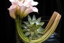 Bouquets / Artistique , créatif , romantique , simple ou farfelue , faites vos bouquets ...