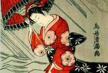 Estampes japonaises / L'art japonais : esquisses et peintures d'un autre temps ...