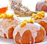 Smakowite pączki! / #smacznastrona #przepisytesco #poradytesco #paczki #tlustyczwartek #deser #sweet #pycha #mniam