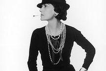 """Chanel """" COCO """" / Coco : Gabrielle Chanel , une artiste devenue une référence en style ..."""