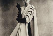 Irving Penn & la mode