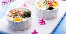 Wielkanoc na talerzu / #smacznastrona #wielkanoc #mniam