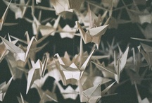 I have a mission to make 1000 paper cranes.