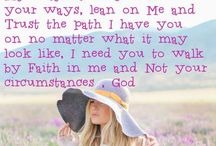 My Faith, Rock and Anchor / My Heavenly Father knows me better than anyone