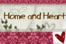 Home and Heart  / Beauty in household chores and design.