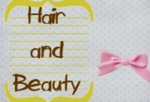 Hair and Beauty  / Hair styles, make up and fashion I would love to do... if I had the time, money or body shape.