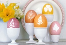 EASTER EGGSTRAVAGANZA / Easter Ideas, fun, Easter food, Easter crafts, Easter Decorating, Easter recipes