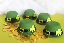ST PATRICK'S DAY / St. Patrick's Day, Saint Patrick's day recipes, St Patrick's day crafts, St Patrick's day party