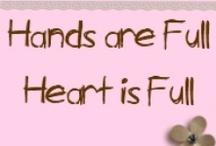 Alisha's Blog: Hands Are Full, Heart Is Full / Four Under Four... Need I Say More? <3 Alisha