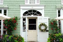 The Bake Shop / Inspired by our bake shop in Southampton, NY.