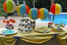 Kids Birthday  / by Monica Ruiz-Gonzalez