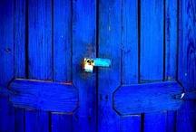 I've Got the Blues / My FAVORITE color!