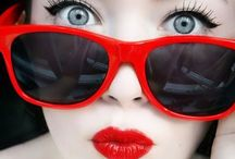 Ravishing RED / There is a shade of RED for every woman! ..................Audrey Hepburn
