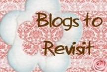 Blogs To Revisit