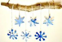 ★ Winter CRAFTS ★