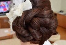 Bridal Hair - Updos / Wedding Hairstyles, Updos