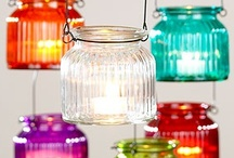 DECORATE on a budget / DIY projects and tips to decorate your home on a shoestring budget. #diycrafts