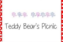 The Twins Teddy Bears Picnic