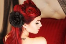 Hair/Makeup - Retro/Pinup