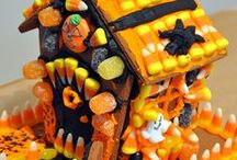 HALLOWEEN / Find easy-to-do crafts and ideas for a great #Halloween celebration the whole family can participate in #Halloweencrafts #holidaycrafts