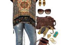 Plus size clothing / by Misty Thompson