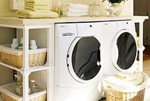 ORGANIZE: LAUNDRY / Tips and ideas to organize your laundry room, organize your laundry