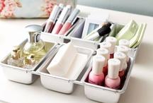 ORGANIZE: BATHROOM / Organize bathroom, organized bathroom, bathroom organization, how to organize the bathroom