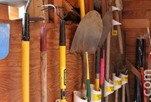ORGANIZED GARAGE / Tips and ideas on how to organize your garage and keep it tidy