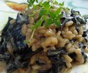 Rice is nice (and eggs, grains and mushrooms) / Wonderfully easy, healthy and light dishes with rice, eggs, grains and mushrooms.