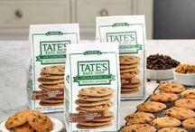 Gluten-Free! / Delicious, handcrafted gluten-free cookies & bars for all Tate's Bake Shop fans.