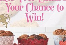 Contests! / The sweet taste of victory!