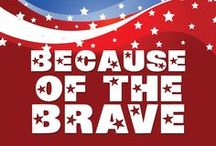 To Be An American /  I am so proud to be an American and I am so grateful to those who have and continue to sacrifice and fight for our freedoms. May none of us take our wonderful gift of freedom for granted!