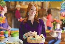 Cookbooks / by Misty Thompson