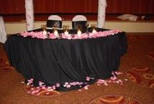 Crystal Marie Events: Pretty In Pink Wedding