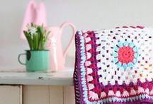 Knitting & Crochet & Trapillo