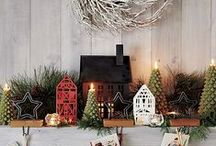 Winter   / Holidays. Great recipes. A nod to all things cozy.